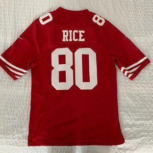 Nike 49ers Vapor Untouchable Jersey Jerry Rice SM